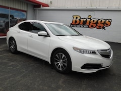 Used 2017 Acura TLX Base with Technology Package Sedan for sale in Topeka, KS