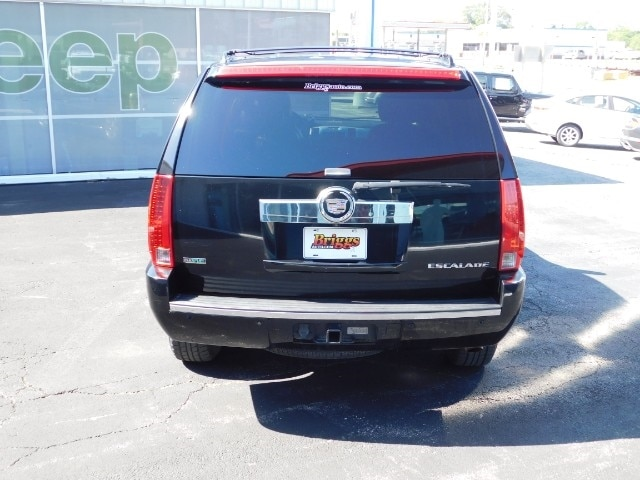 Used 2010 CADILLAC ESCALADE For Sale at Briggs Fort Scott