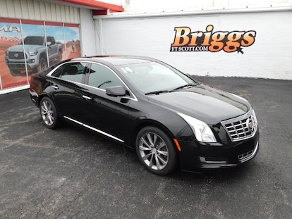 Used 2014 CADILLAC XTS For Sale at Briggs Fort Scott | VIN