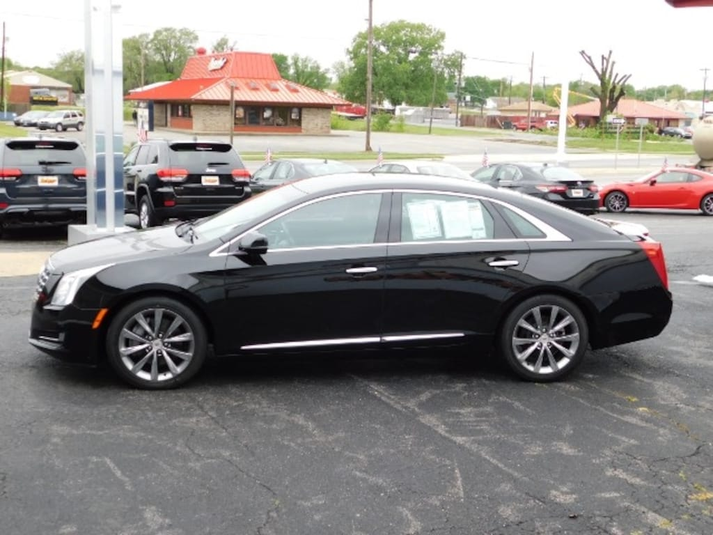 877 463 5346 >> Used 2014 Cadillac Xts For Sale At Briggs Fort Scott Vin