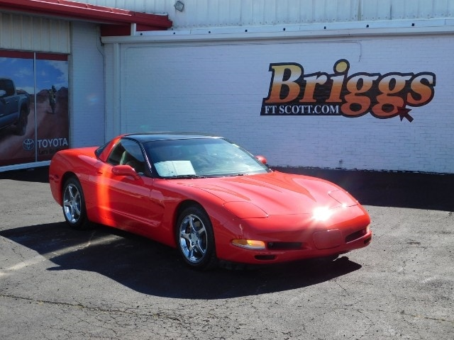 1997 Chevrolet Corvette Base Coupe