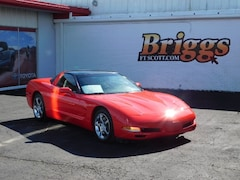 1997 Chevrolet Corvette Base Coupe