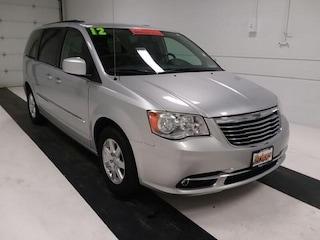 2012 Chrysler Town & Country 4DR WGN Touring Van