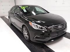 2015 Hyundai Sonata 4DR SDN 2.0T Sport Sedan for sale near Kansas City at Briggs Subaru of Lawrence