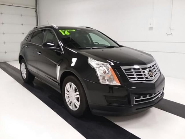 2016 CADILLAC SRX AWD 4DR Luxury Collection SUV