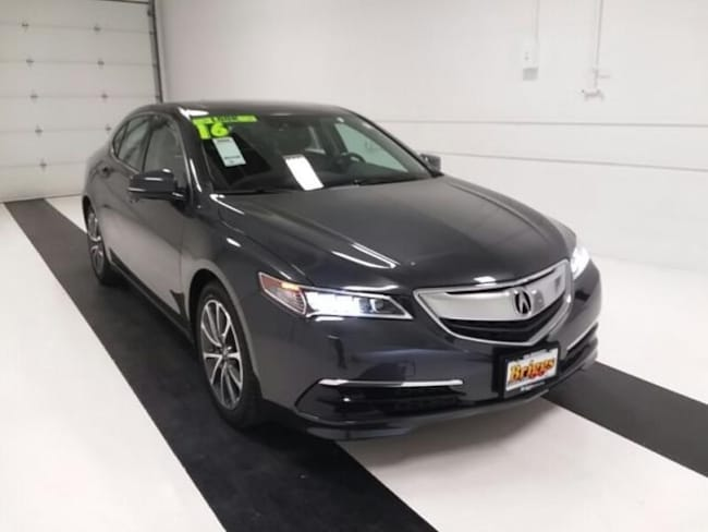 2016 Acura TLX 4DR SDN FWD V6 Tech Sedan