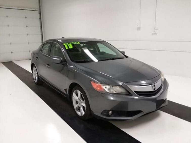 Used 2013 Acura ILX 4DR SDN 2.0L Premium PKG Sedan for sale in Topeka, KS at Briggs Subaru of Topeka
