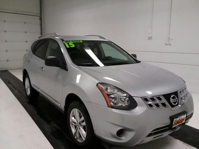 2015 Nissan Rogue Select AWD 4DR S SUV