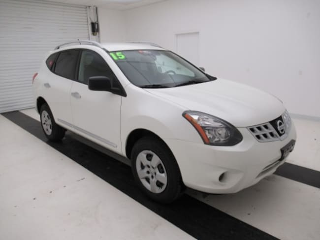 2015 Nissan Rogue Select FWD 4dr S SUV