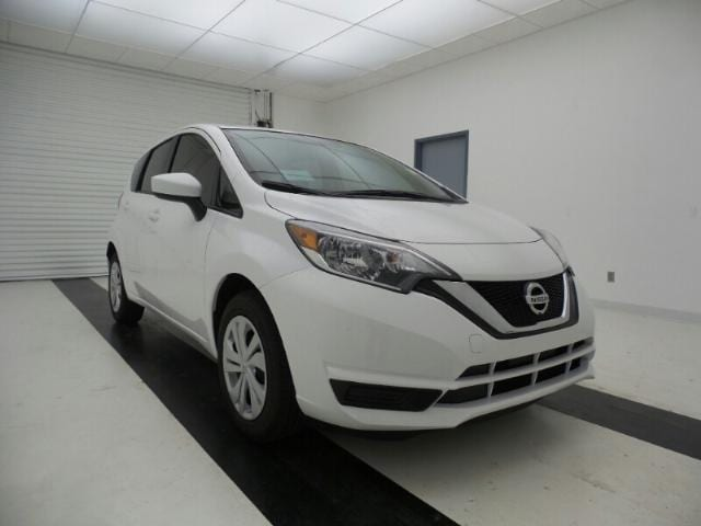 2017 Nissan Versa Note S Plus CVT Hatchback