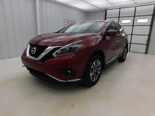 Certified Pre-Owned Vehicles 2018 Nissan Murano SL SUV for sale in Manhattan, KS