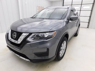 New 2019 Nissan Rogue S SUV for sale in Manhattan, KS at Briggs Manhattan