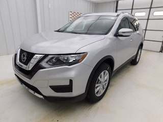New 2019 Nissan Rogue S SUV for sale in Manhattan, KS at Briggs Manhattan