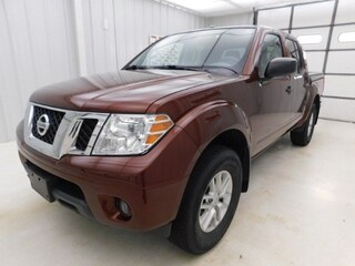 Certified Pre-Owned Vehicles 2016 Nissan Frontier SV Truck Crew Cab for sale in Manhattan, KS