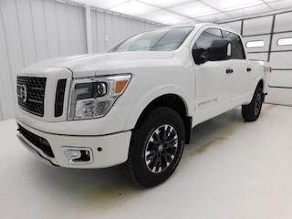 New 2018 Nissan Titan PRO-4X Truck Crew Cab for sale in Manhattan, KS at Briggs Manhattan