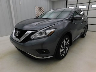 Certified Pre-Owned Vehicles 2017 Nissan Murano Platinum SUV for sale in Manhattan, KS