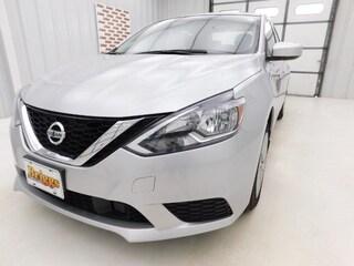 Certified Pre-Owned Vehicles 2018 Nissan Sentra S Sedan for sale in Manhattan, KS