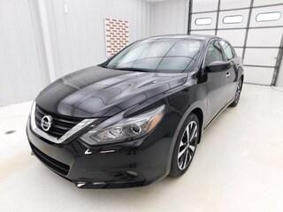 Certified Pre-Owned Vehicles 2018 Nissan Altima 2.5 SR Sedan for sale in Manhattan, KS