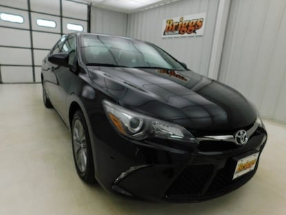 Used 2016 Toyota Camry For Sale in Topeka | VIN