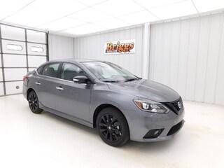 New 2018 Nissan Sentra SR Sedan for sale in Manhattan, KS at Briggs Manhattan