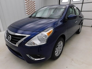 New 2019 Nissan Versa 1.6 SV Sedan for sale in Manhattan, KS at Briggs Manhattan