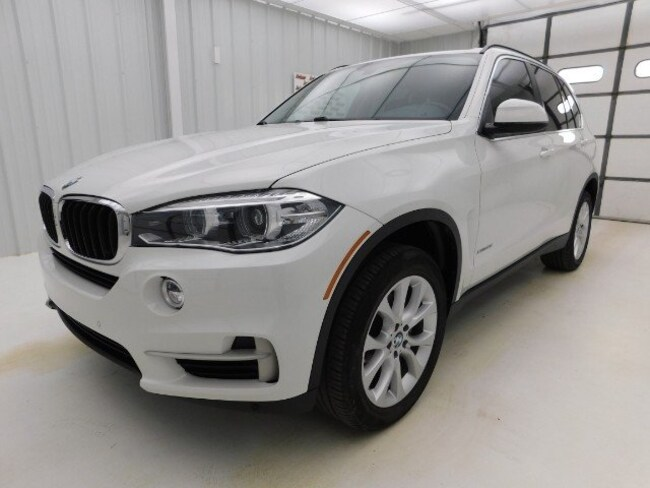 Used 2016 BMW X5 xDrive35i SAV in Topeka KS
