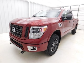 New 2019 Nissan Titan XD PRO-4X Diesel Truck Crew Cab for sale in Manhattan, KS at Briggs Manhattan