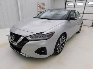 New 2019 Nissan Maxima 3.5 Platinum Sedan for sale in Manhattan, KS at Briggs Manhattan