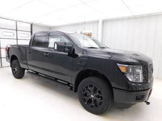 New 2018 Nissan Titan XD Platinum Reserve Diesel Truck Crew Cab for sale in Manhattan, KS at Briggs Manhattan