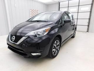 Certified Pre-Owned Vehicles 2017 Nissan Versa Note SR Hatchback for sale in Manhattan, KS