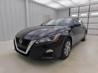 New 2020 Nissan Altima 2.5 S Sedan for sale in Manhattan, KS at Briggs Manhattan