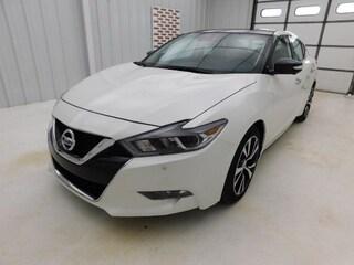 New 2018 Nissan Maxima 3.5 Platinum Sedan for sale in Manhattan, KS at Briggs Manhattan