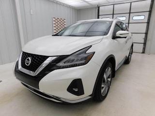 New 2019 Nissan Murano SL SUV for sale in Manhattan, KS at Briggs Manhattan