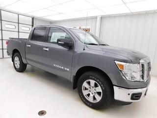 New 2018 Nissan Titan SV Truck Crew Cab for sale in Manhattan, KS at Briggs Manhattan
