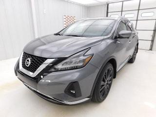New 2019 Nissan Murano Platinum SUV for sale in Manhattan, KS at Briggs Manhattan