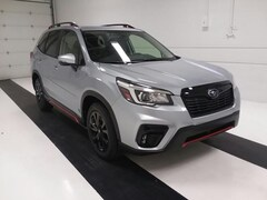 2019 Subaru Forester Sport SUV JF2SKAJC9KH549607 for sale in Topeka, KS at Briggs Subaru of Topeka