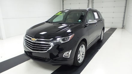 Featured used 2018 Chevrolet Equinox FWD 4dr Premier w/1LZ SUV for sale in Topeka, KS