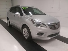 Used 2017 Buick Envision FWD 4DR Essence SUV S20-3802C1 for sale in Topeka, KS