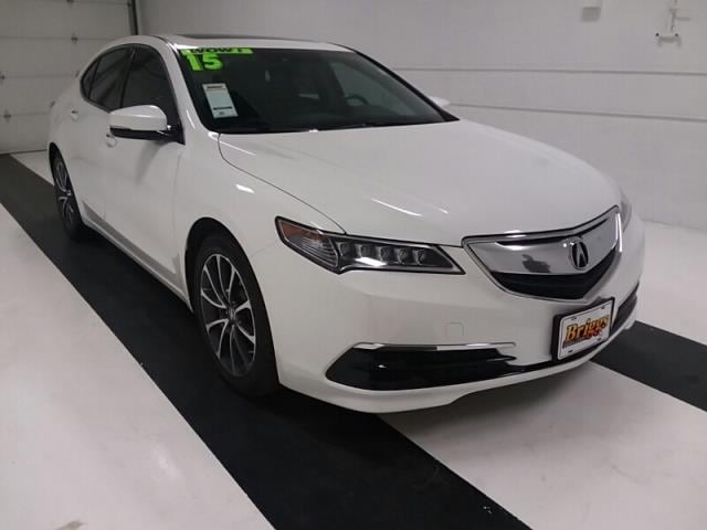 2015 Acura TLX 4DR SDN SH-AWD V6 Tech Sedan