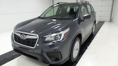 2020 Subaru Forester Base Model SUV JF2SKADC8LH520502 for sale in Topeka, KS at Briggs Subaru of Topeka