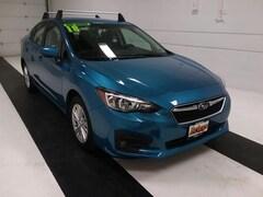 2018 Subaru Impreza 2.0I Premium 4-Door CVT Sedan 4S3GKAD65J3615625 for sale in Topeka, KS at Briggs Subaru