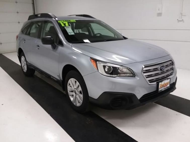 Used 2017 Subaru Outback 2.5I SUV for sale in Topeka, KS at Briggs Subaru of Topeka