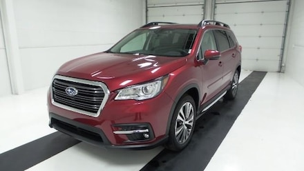 Featured new 2021 Subaru Ascent Limited 7-Passenger SUV for sale in Topeka, KS