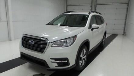 Featured new 2021 Subaru Ascent Premium 7-Passenger SUV for sale in Topeka, KS