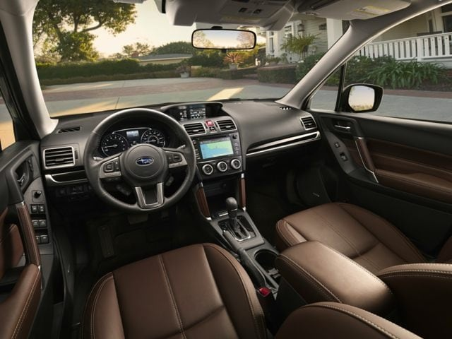 2017 Subaru Forester Interior