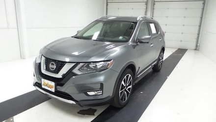 Featured used 2020 Nissan Rogue AWD SL SUV for sale in Topeka, KS