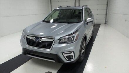 Featured new 2020 Subaru Forester Touring SUV for sale in Topeka, KS