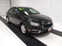 Used 2016 Chevrolet Cruze Limited 4DR SDN Auto LT W/1LT Sedan JMTB0196C2 for sale in Topeka, KS