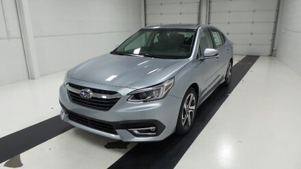 Featured new 2020 Subaru Legacy Limited Sedan for sale in Topeka, KS