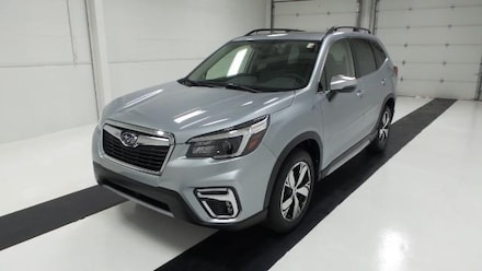 Featured new 2021 Subaru Forester Touring SUV for sale in Topeka, KS